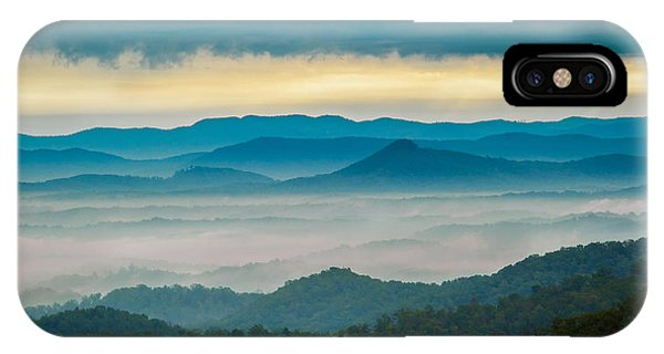 IPhone Case featuring the photograph Waiting For The Sun by Joye Ardyn Durham
