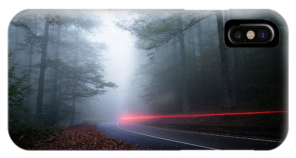 Fog iPhone Case - Wake In The Fog by Michele Vignola