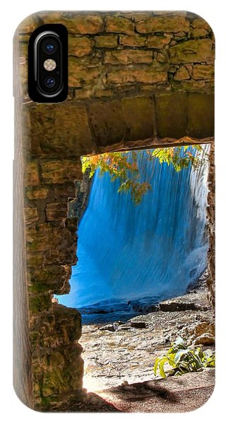 Walk To The Waterfall IPhone Case