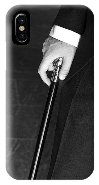 Walking Cane IPhone Case