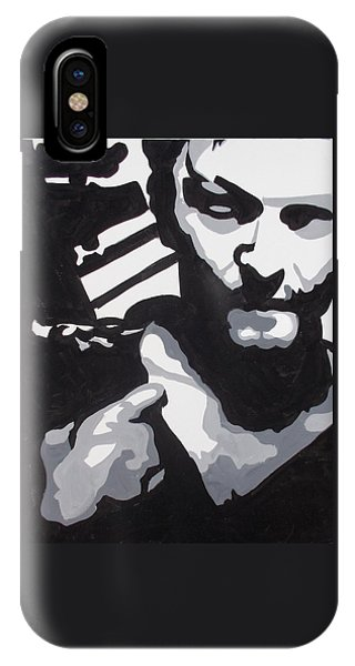 Walking Dead Daryl Close IPhone Case