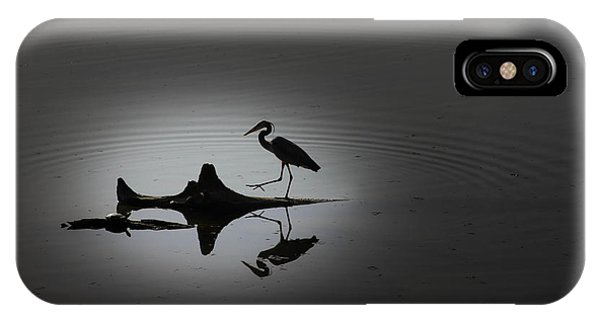 Walking On The Water IPhone Case