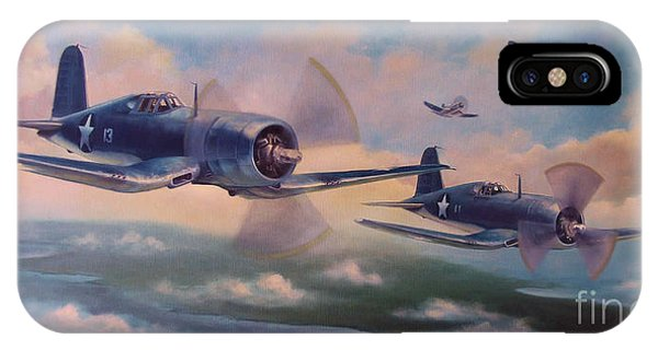 Walsh's Flight IPhone Case
