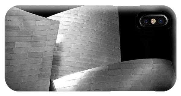 Fantastic iPhone Case - Walt Disney Concert Hall 1 by Az Jackson