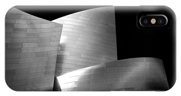 Achievement iPhone Case - Walt Disney Concert Hall 1 by Az Jackson