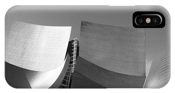 Gehry iPhone Case - Walt Disney Concert Hall, Los Angeles by Panoramic Images