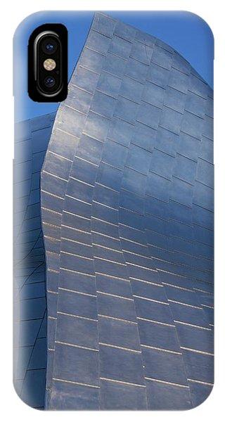 Gehry iPhone Case - Walt Disney Concert Hall by Mark Williamson