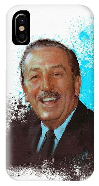 Walt Disney IPhone Case