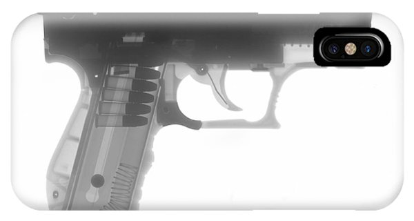 Calico M100 iPhone Case - Walther P22 by Ray Gunz