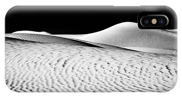 Wandering The Desert IPhone Case
