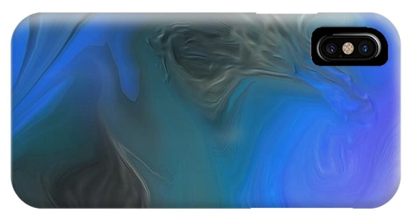 Wandering The Rift IPhone Case