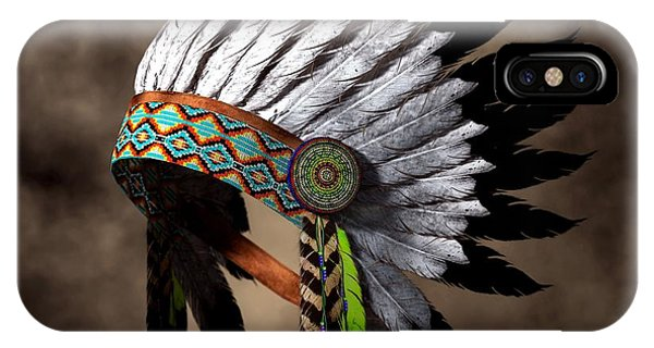 War Bonnet IPhone Case
