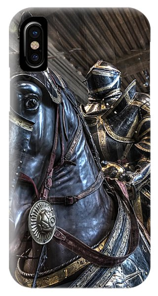 War Horse IPhone Case