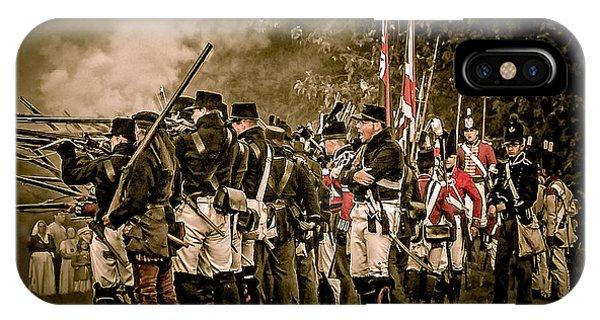 War Of 1812 IPhone Case
