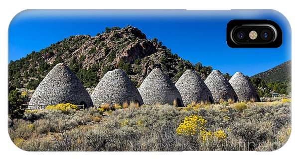 Wards Charcoal Ovens IPhone Case