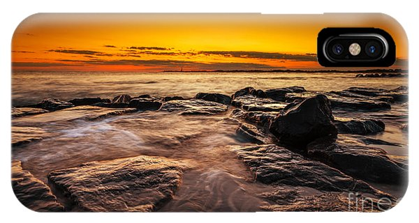 Michael iPhone Case - Warm Summer Glow  by Michael Ver Sprill