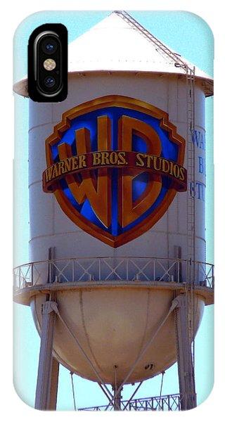 Warner Bros Studios IPhone Case