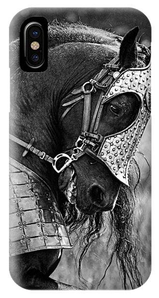 Warrior Horse IPhone Case