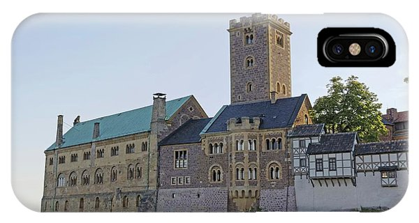 New Testament iPhone Case - Wartburg Castle by Alfred Pasieka