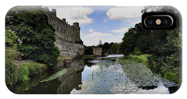 Warwick Castle IPhone Case