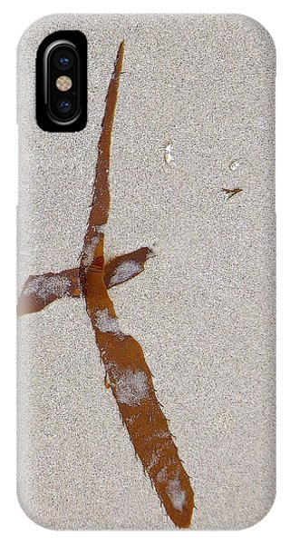 Washed-up Art-  4 IPhone Case