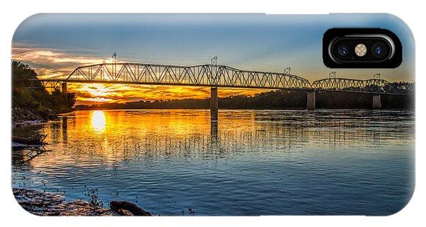 Washington Bridge IPhone Case
