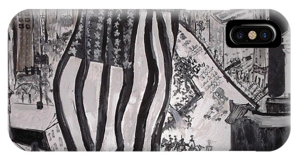 Washington D.c. 1920 Parade IPhone Case