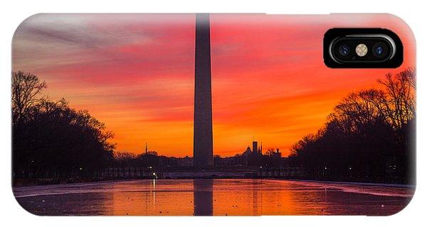 Washington Glory IPhone Case