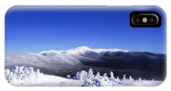 Washington In White IPhone Case