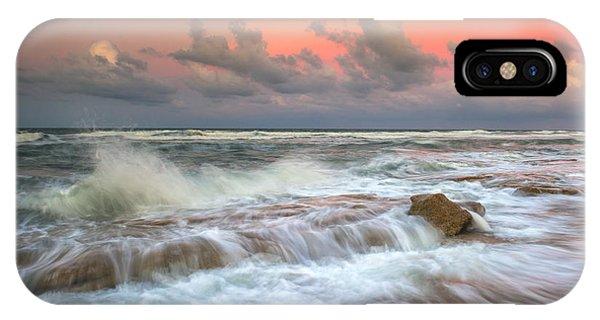 Washington Oaks State Park St. Augustine Fl - The Pastel Sea Phone Case by Dave Allen