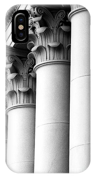 Washington State Capitol Columns IPhone Case