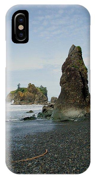 Washington State Seashore IPhone Case
