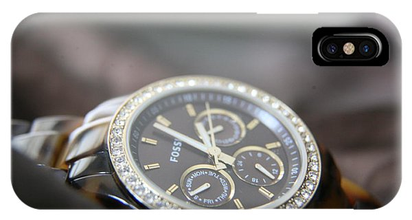 Watch Detail IPhone Case