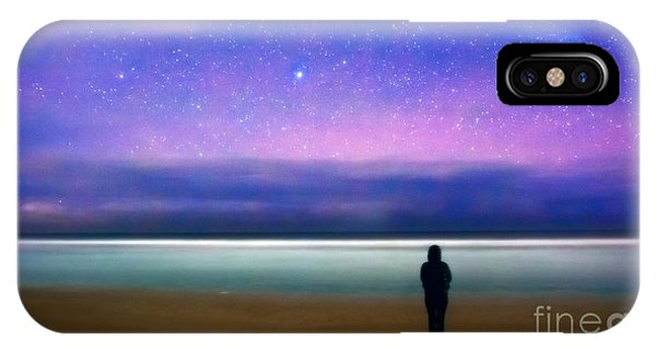 Watcher Of The Skies IPhone Case