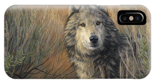 Watchful IPhone Case