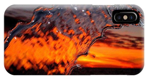 Water Art 2 IPhone Case