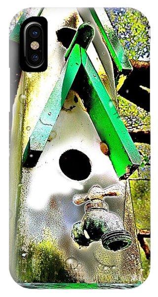 Water Birds IPhone Case
