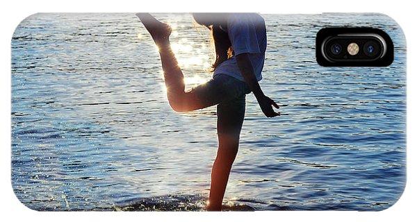 Water Dancer IPhone Case