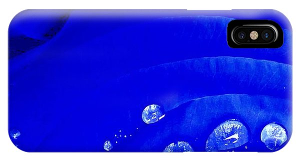 Water Droplets  IPhone Case