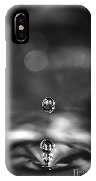 Water Drops Rebound IPhone Case