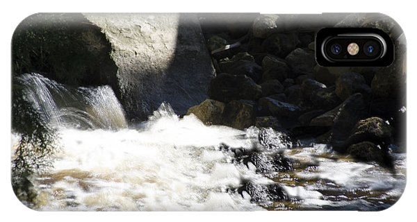 Water Flowing IPhone Case