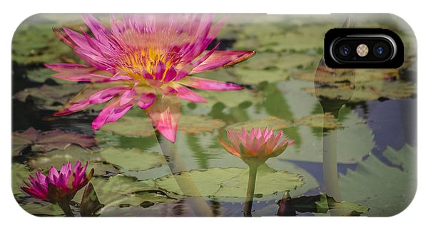 Water Garden Dream IPhone Case
