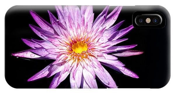 Water Lily. IPhone Case