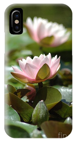 Lillie iPhone Case - Water Lily Flower  by Jt PhotoDesign