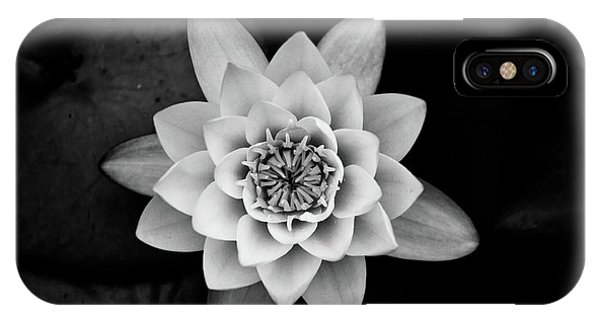 Waterlily iPhone Case - Water Lily by Hakon Soreide
