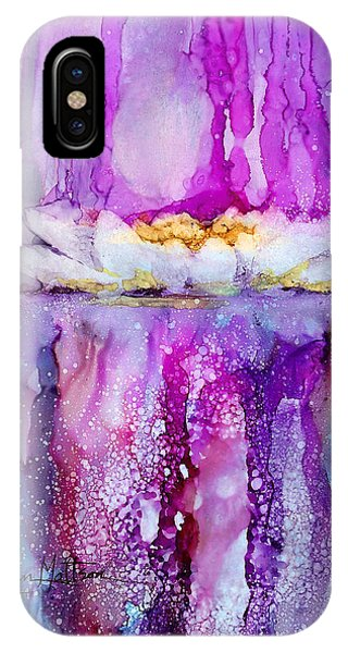 Water Lily Wonder IPhone Case