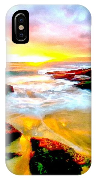 Water Runs To It IPhone Case