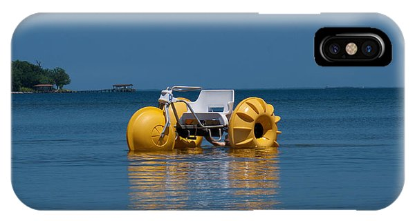Water Trike IPhone Case