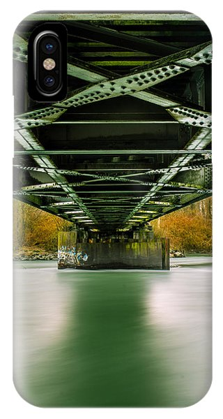 Water Under The Bridge 2 IPhone Case