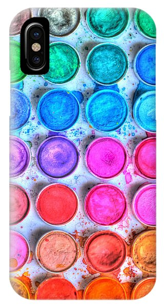 Watercolor Delight IPhone Case